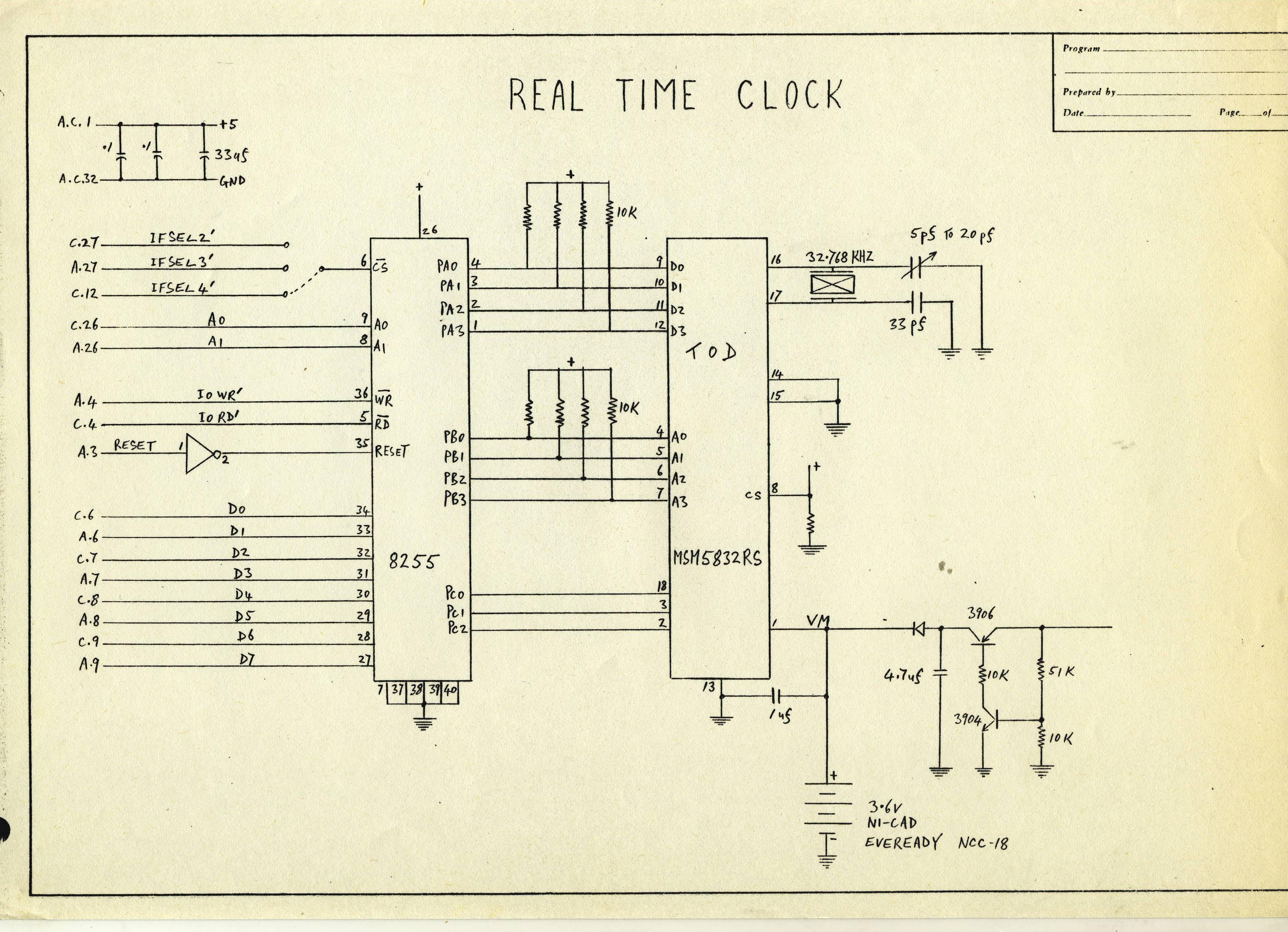Untitled Document Circuit Schematic Nixie Tube Clock Kit Calculator